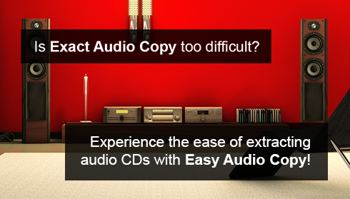Easy Audio Copy